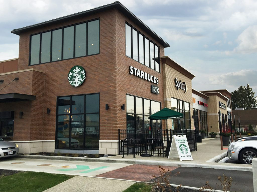 Fabo Architecture Starbucks project